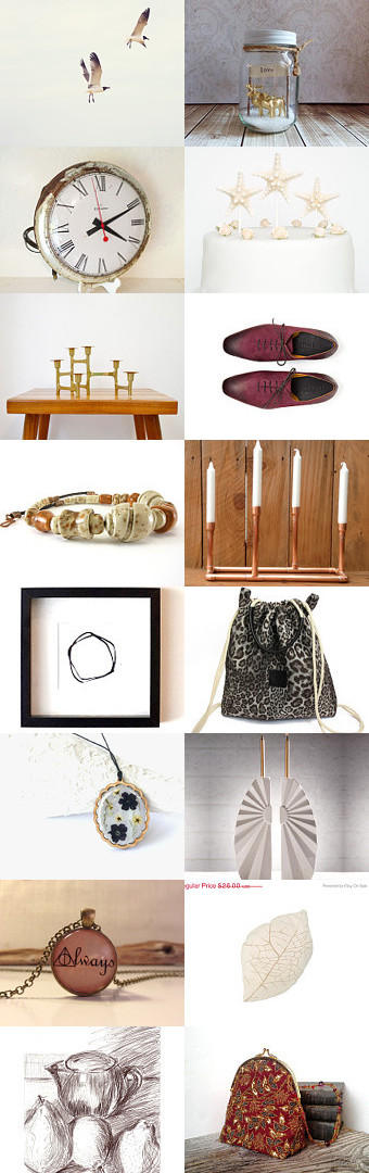 Browning by Elinor Levin on Etsy--Pinned with TreasuryPin.com