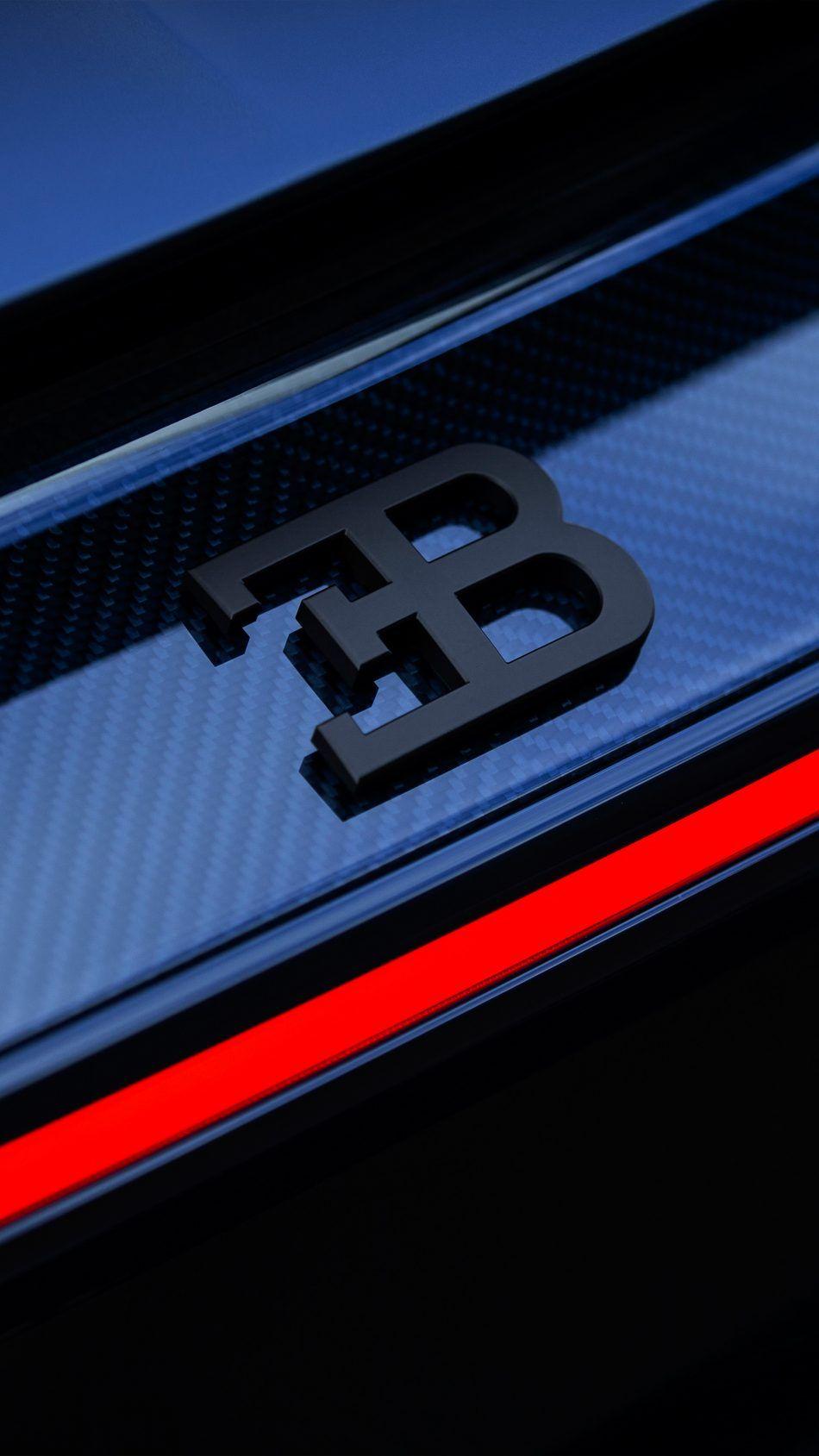 Bugatti Logo 4k Ultra Hd Mobile Wallpaper Bugatti Logo Bugatti Wallpapers Bugatti
