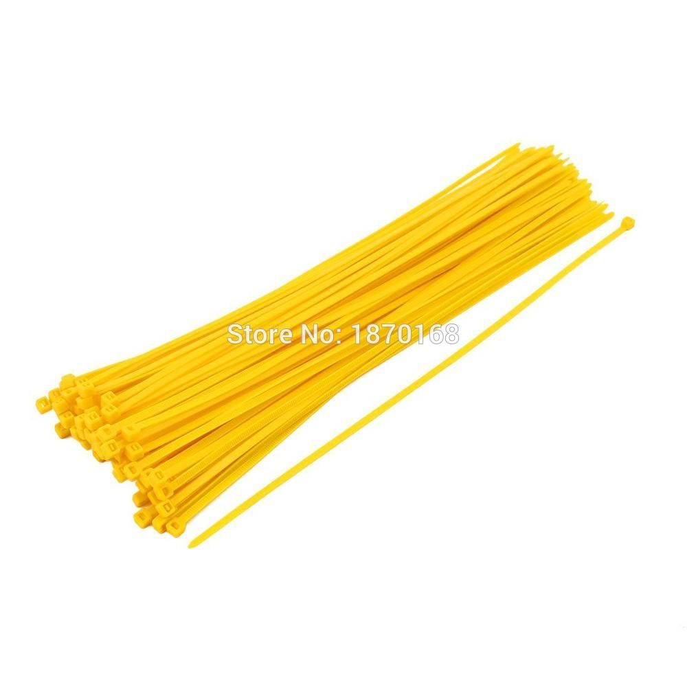 4mm x 300mm Self Locking Nylon Cable Ties Heavy Industrial Wire Zip ...