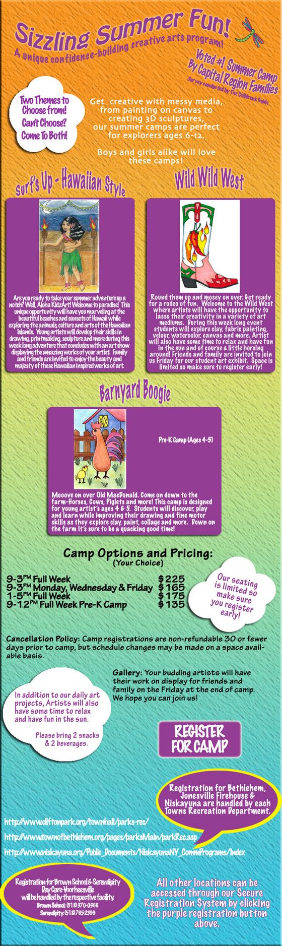 kids art camp Art for kids, Camping art, Art education