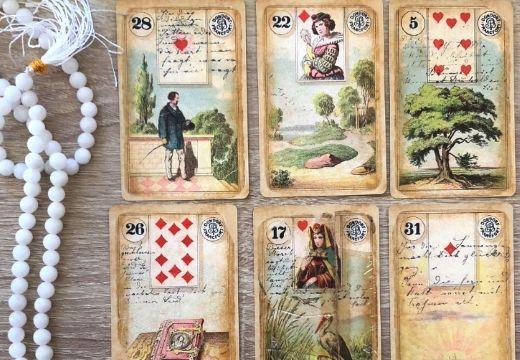 Гадание на ленорман 9 карт гадание на отношение на таро три карты онлайн бесплатно
