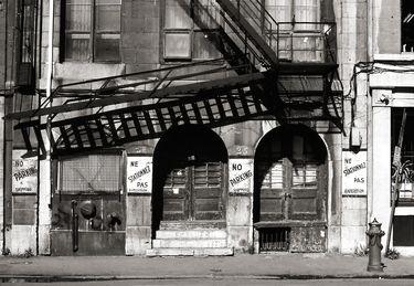 "Saatchi Online Artist Daniel Heikalo; Photography, ""Fire escape-Old Montreal-1978"" #art"