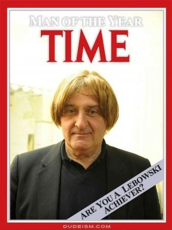 #guidolaudani #myself #manoftheyear #time #roma #2013