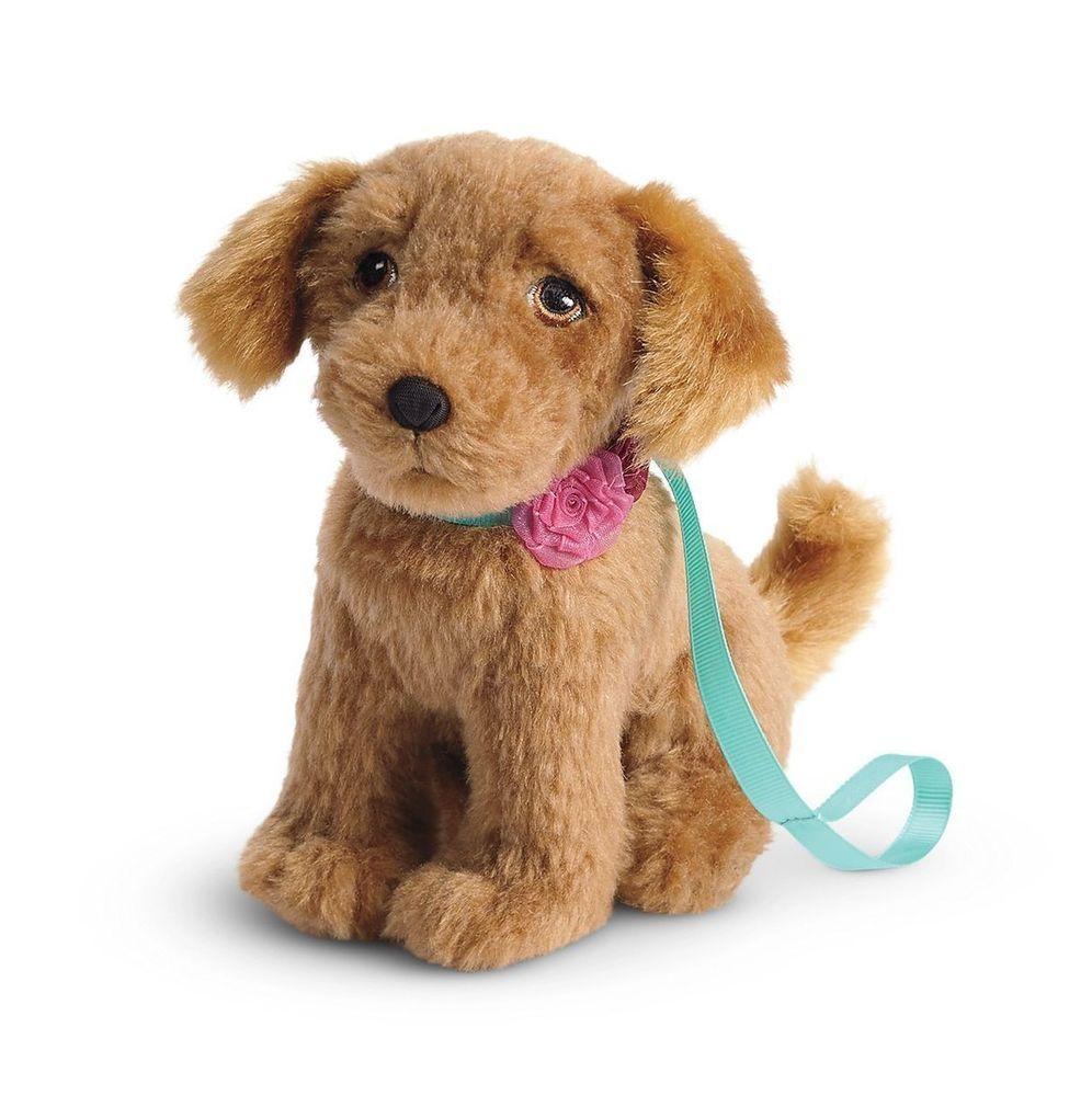 American Girl Doll Tenney/'s Pet Golden Retriever Waylon Dog NEW!!