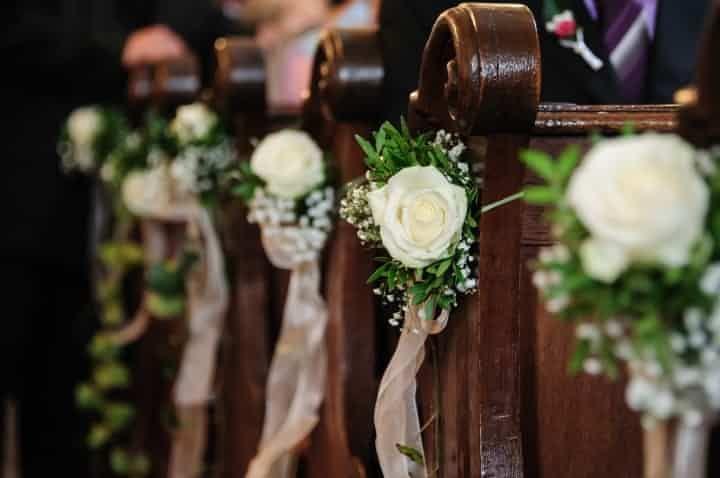 Decoración de iglesia para matrimonio: todo lo que necesitan
