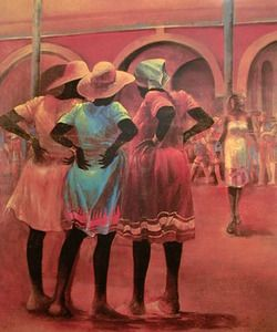 Paul Goodnight Art | Listen To The Hipbones Art Print - Paul Goodnight
