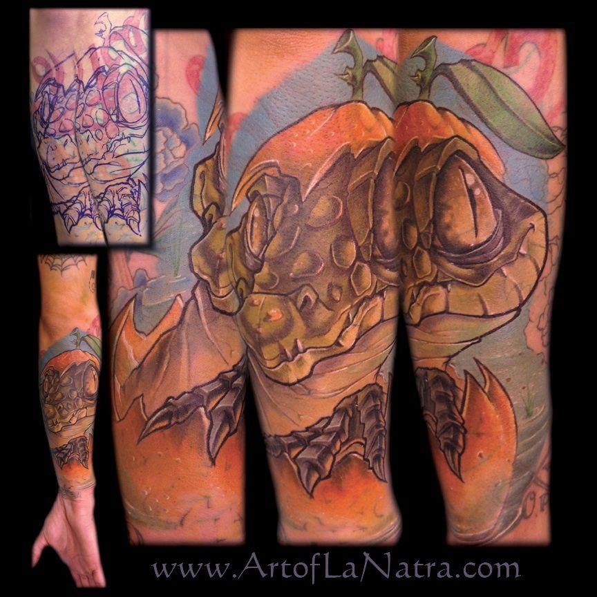 best portrait tattoo artist in florida