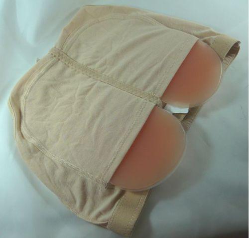 NEW-IN-BOX-Women-Lady-Sexy-Silicone-Butt-Booty-Enhancer-Shaper-Underwear-4-Sizes