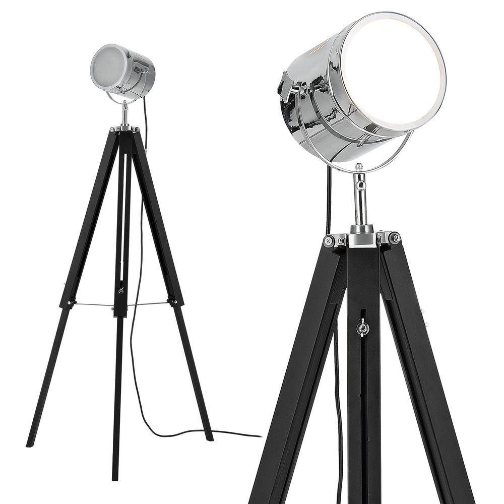 luxpro studio stehleuchte 140 cm retro studio stehlampe - Beleuchtung Wohnzimmer Lux