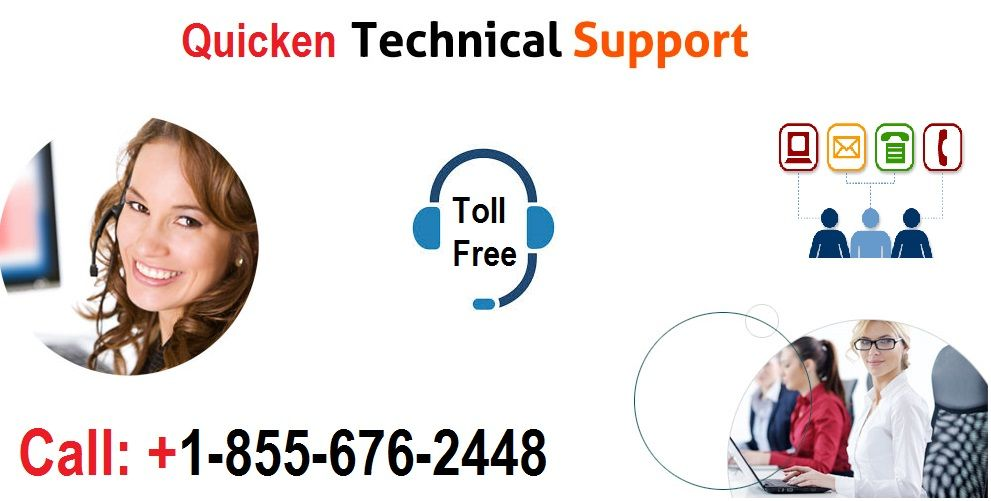 Get assistance anytime for Quicken. Call us now at +1-855-676-2448