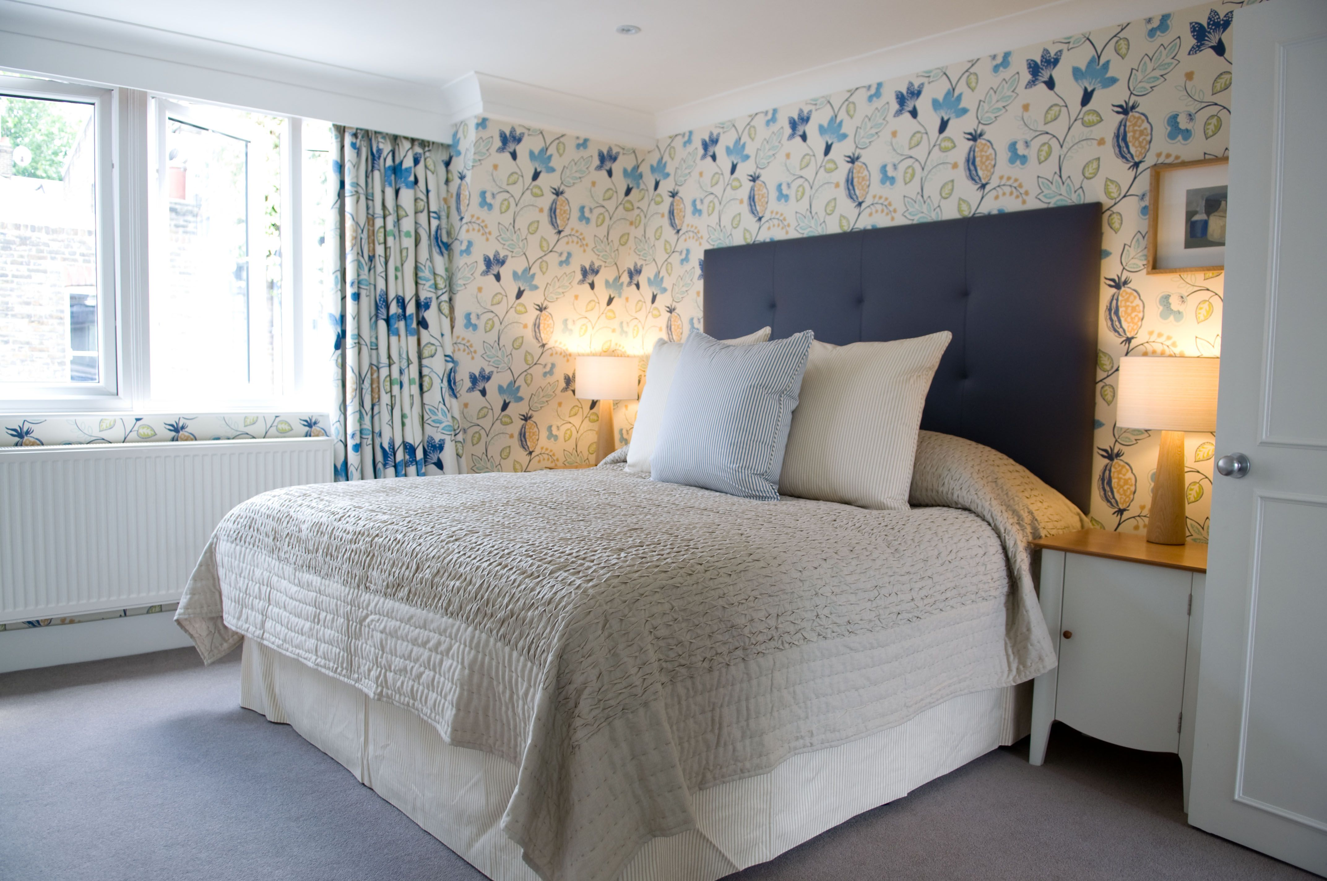 Queen Bedroom at 38 Cheval Place at Cheval Knightsbridge Serviced