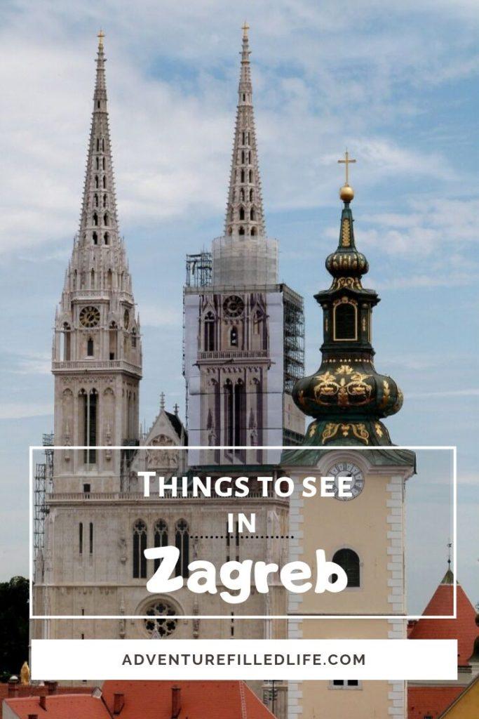 Zagreb Travel Guide To Croatia S Capital Zagreb Croatia Travel