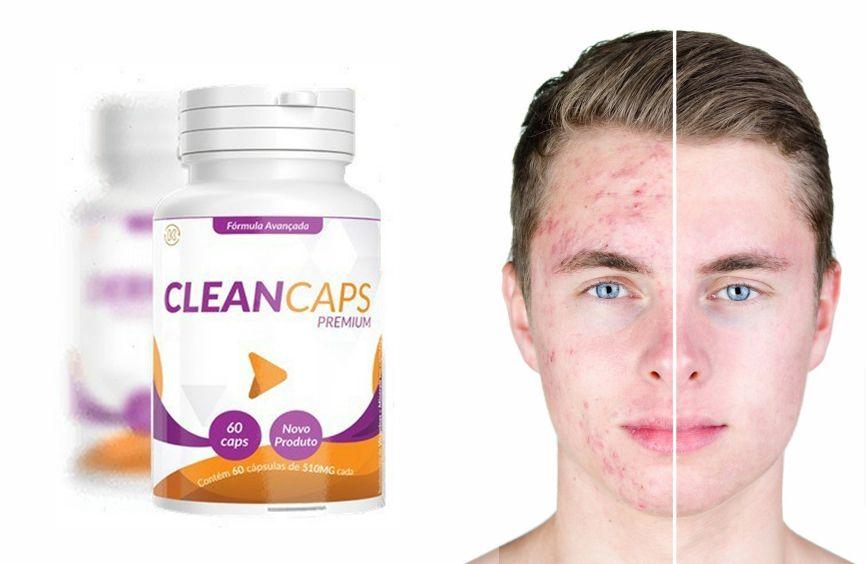 composição do clean caps