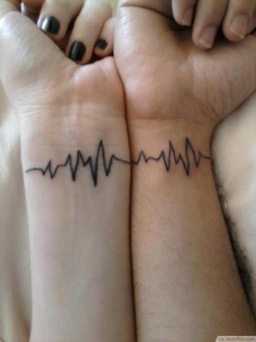 Idées De Tattoos à Faire à Deux Matching Tattoos Tattoo And - 20 beautiful matching tattoo designs that symbolise a couples loving bond