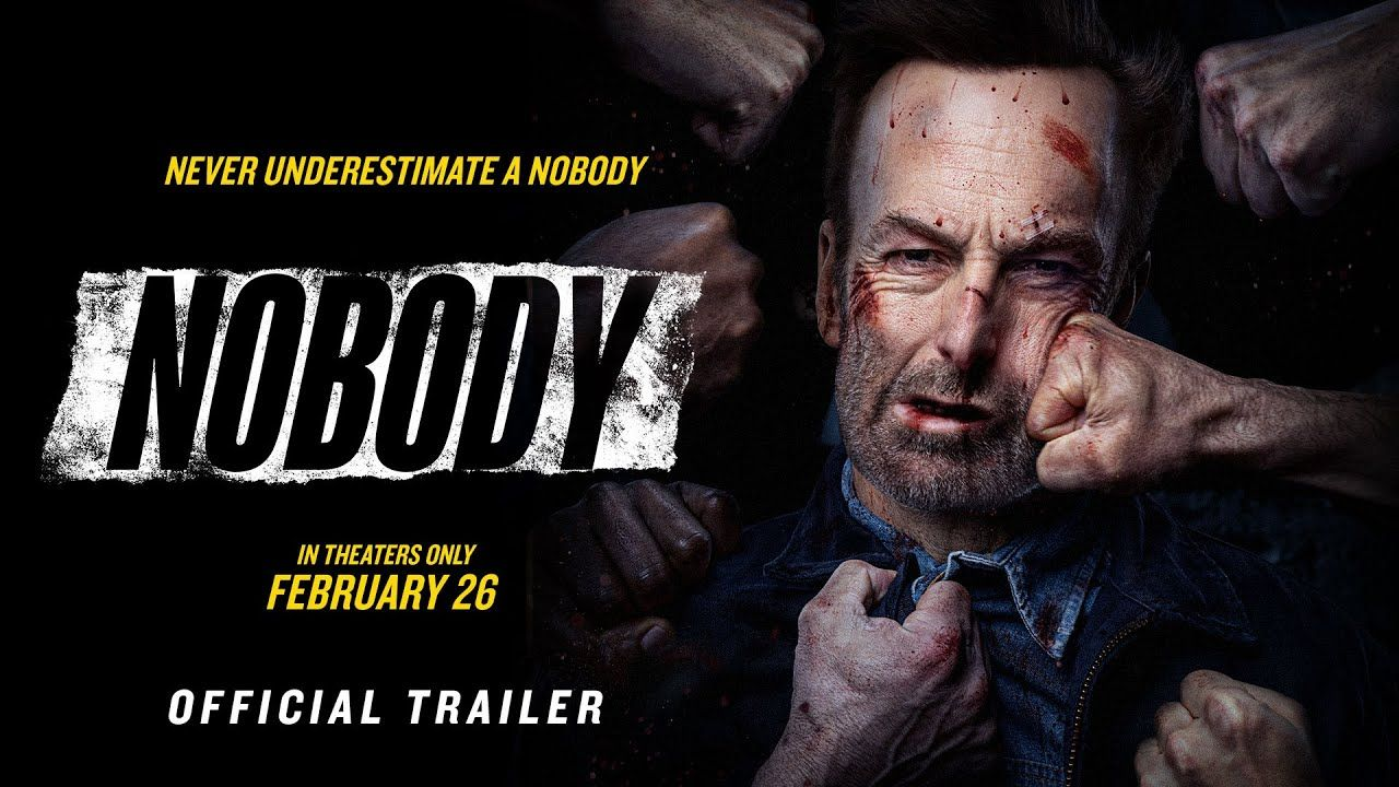 Nikto Nobody 2021 Trailer Bob Odenkirk Connie Nielsen Christopher Lloyd Official Trailer Movie Trailers Universal Pictures