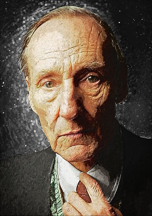 Image result for william s. burroughs the junkie