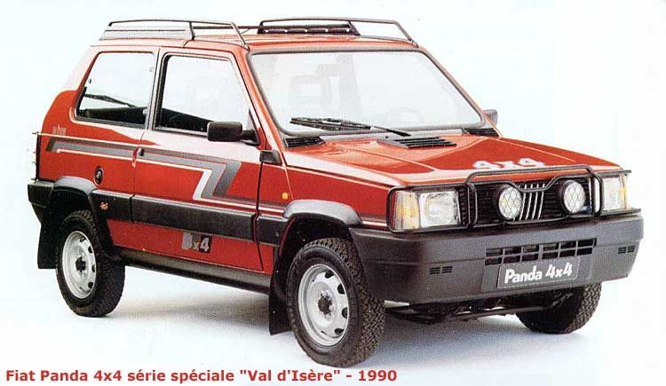 fiat panda 4x4 1990 google search quaint cars pinterest. Black Bedroom Furniture Sets. Home Design Ideas