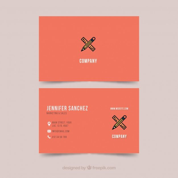 Download Business Card Template Illustrator For Free Luxury