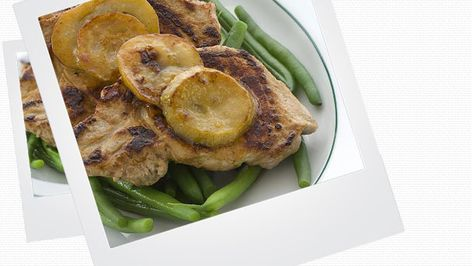 Pork Chops Feijoa New World Supermarket Pork Recipes Pork Chops