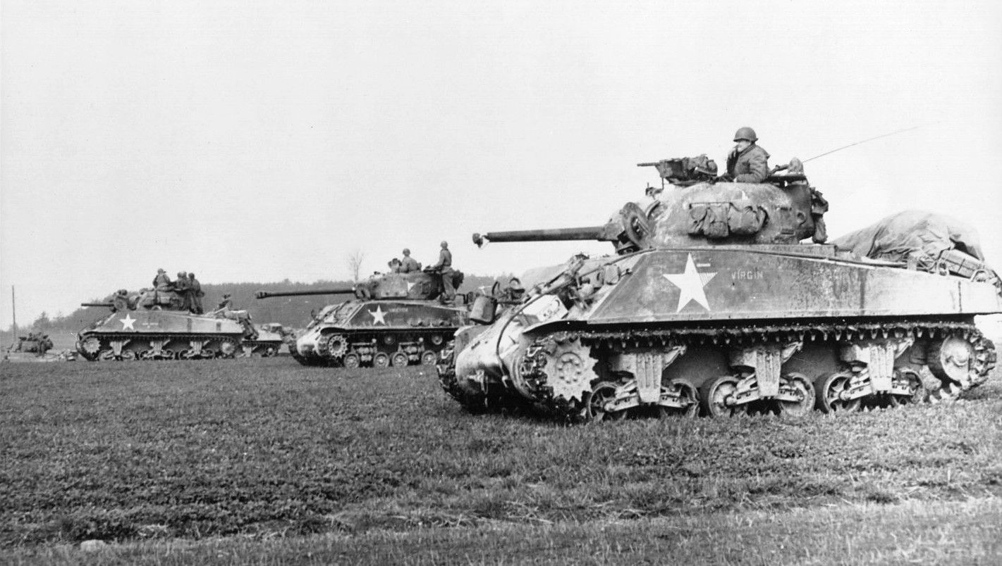 The sherman was a medium tank that was used by the united states great britain and other