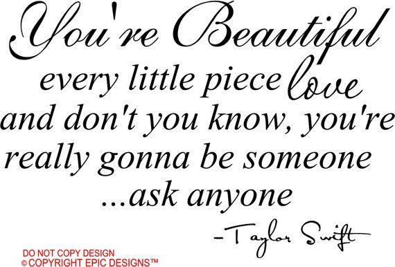 You Beautiful Re Know Girl Lyrics You