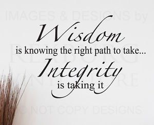 Quotes About Integrity Wisdom Integrity Quote  Quoting  Pinterest  Integrity Wisdom And .