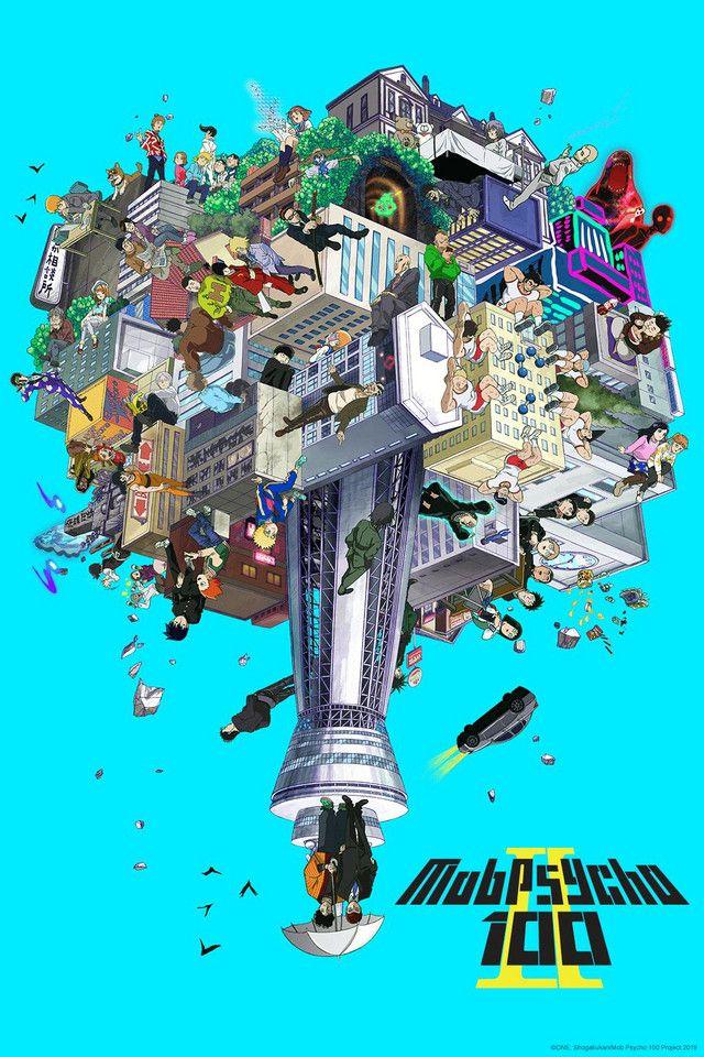 Mob Psycho 100 Watch on Crunchyroll Anime, Convenção