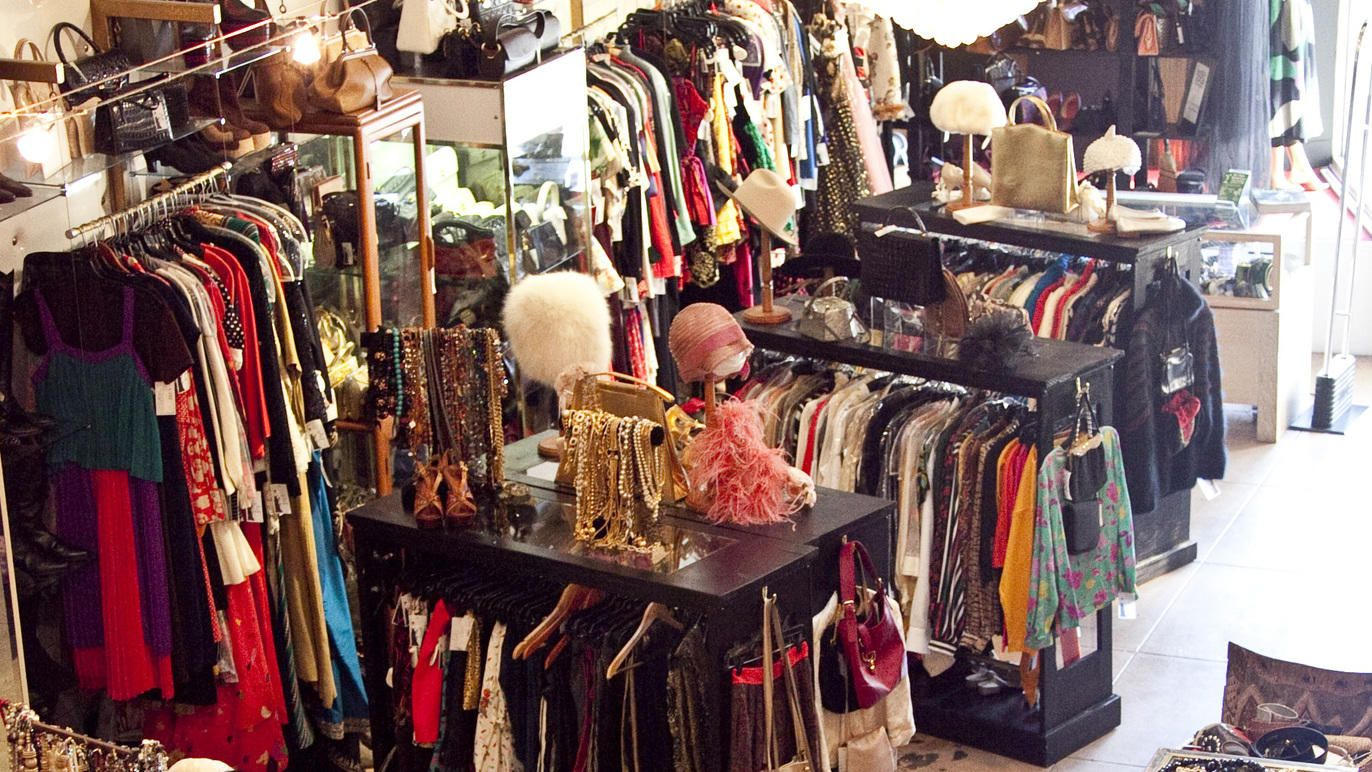 The Best Stores For Vintage Clothing In La Online Shopping