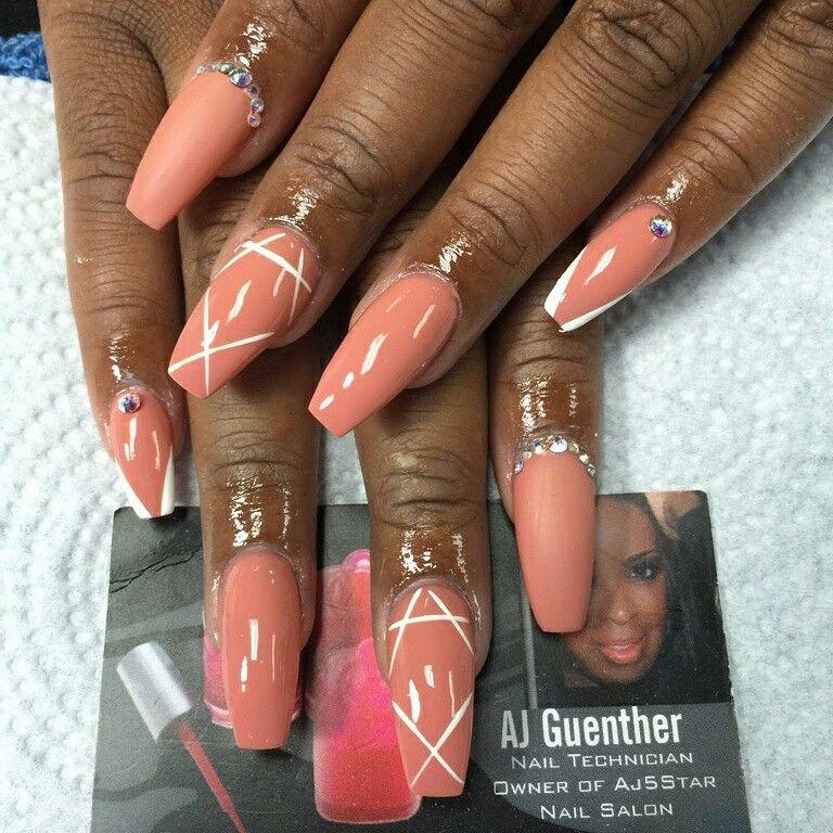 My nail tech is the truth Sc nail tech Nails, My nails