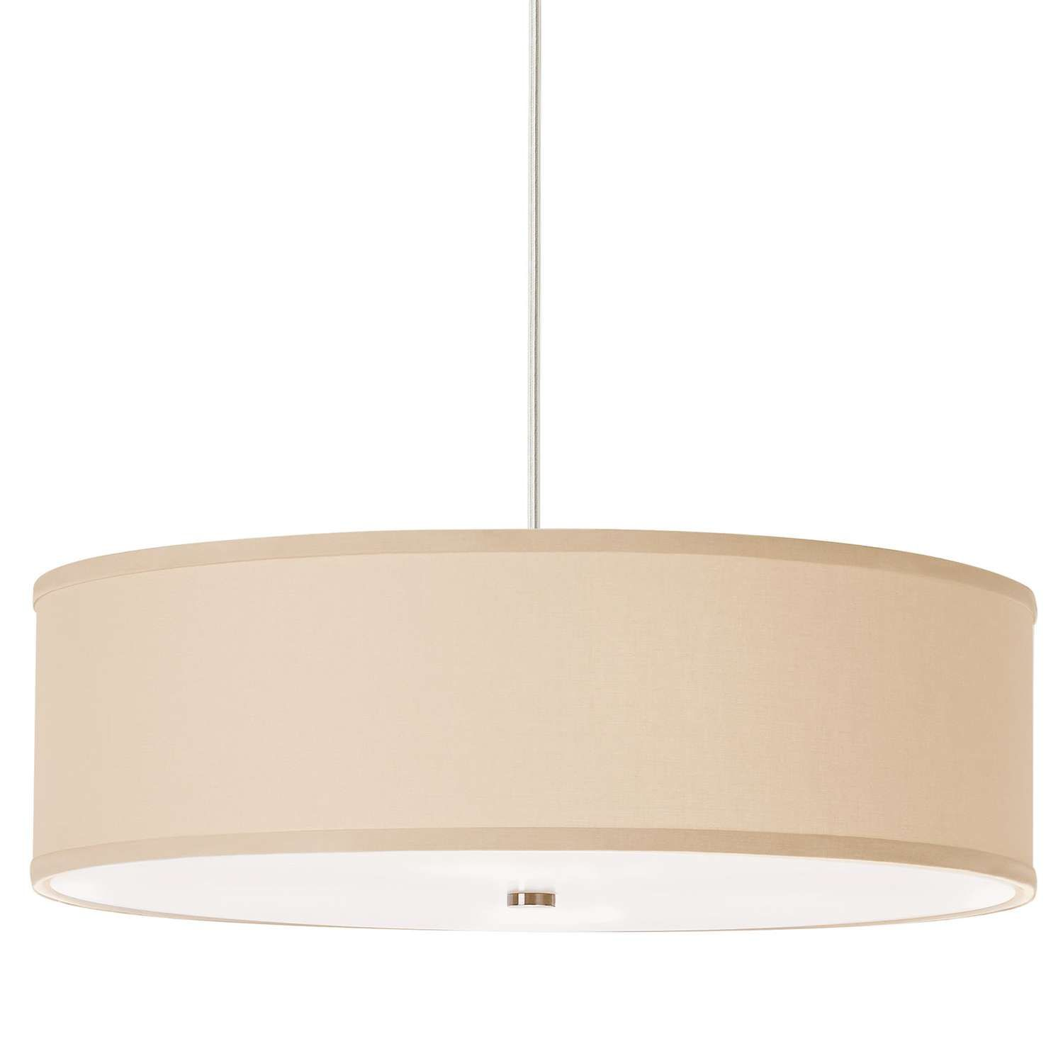 Mulberry pendant for ttrak glass diffuser pendants and diffusers