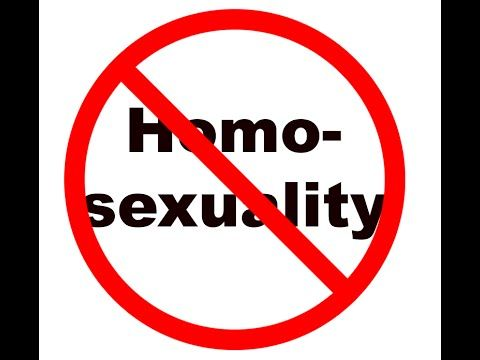 Homosexuality a sign of the end times
