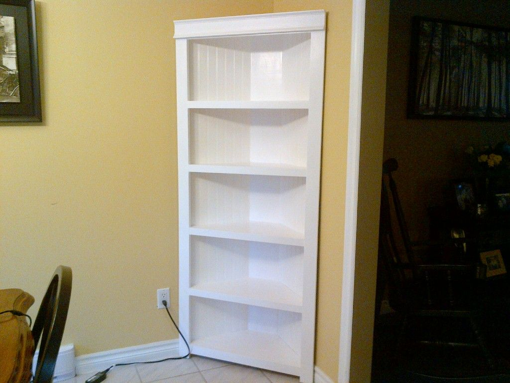 best  white corner shelf ideas on pinterest  corner shelves  - corner shelf  do it yourself home projects from ana white