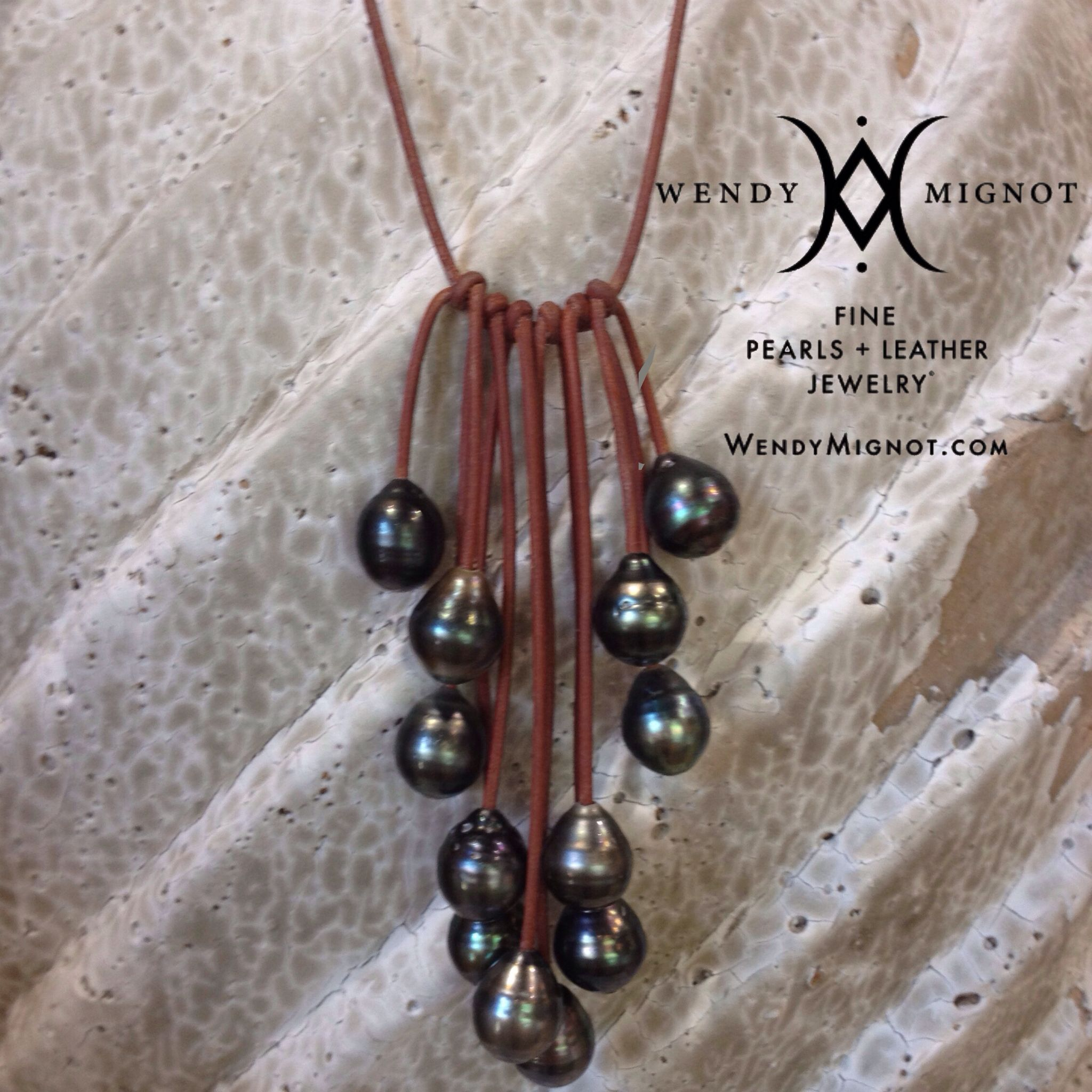 37+ Pearl and leather jewelry seaside florida viral