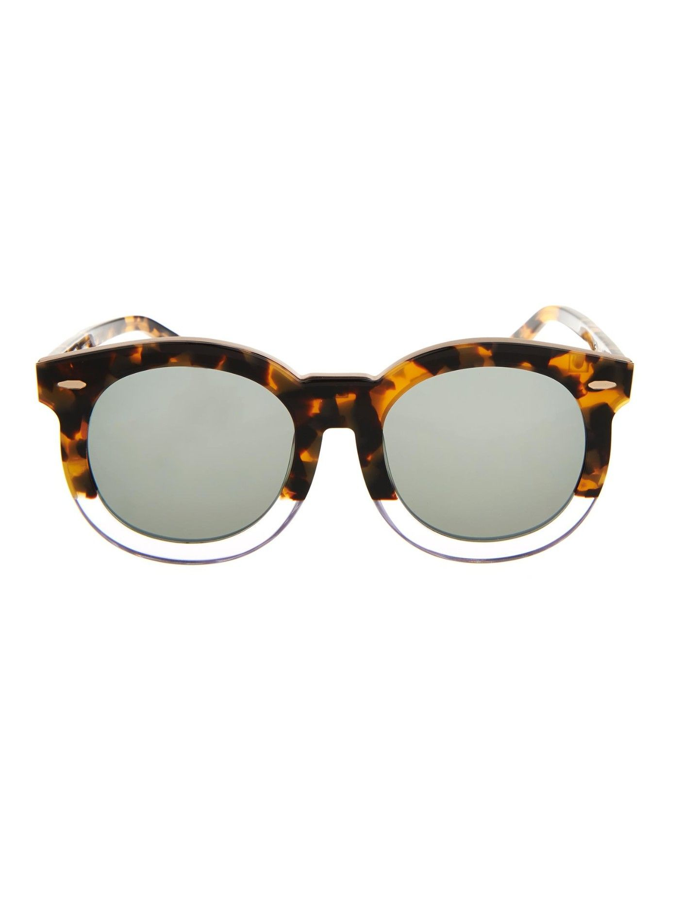 59a9190f464 Super Duper Thistle sunglasses