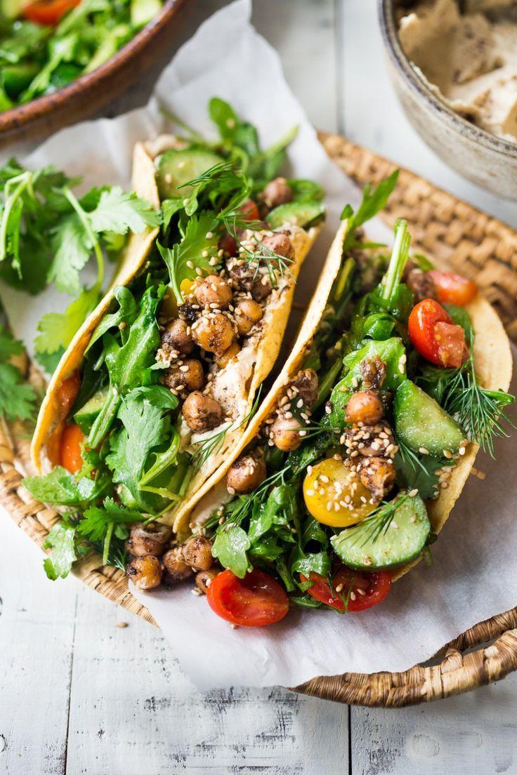 middle eastern food recipes vegan