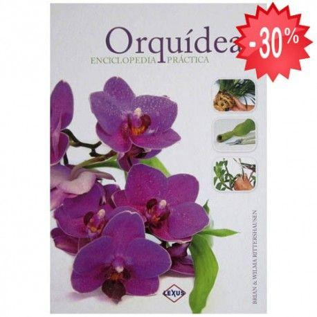 Orquídeas Enciclopedia Práctica - Brian Rittershausen / Lexus