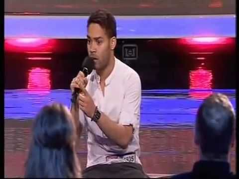 Danyl Johnson the best x factor audition Ever | X Factor