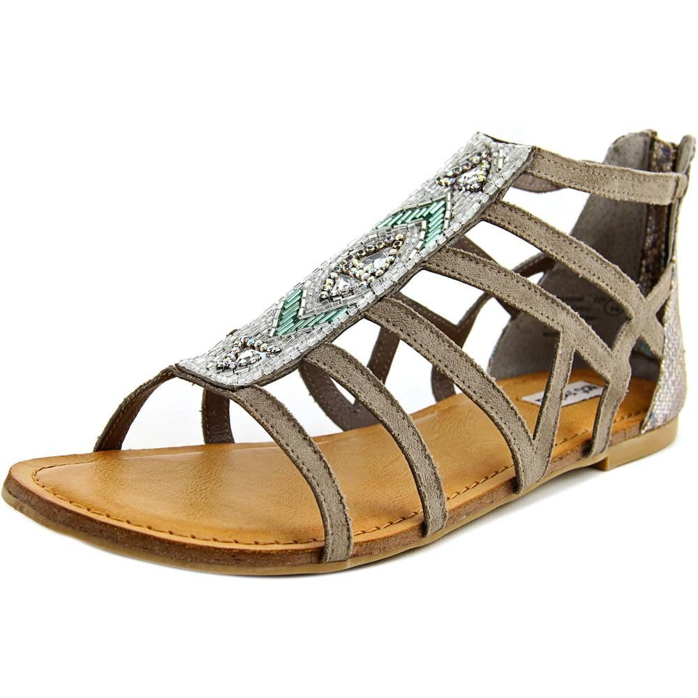 17c9a47fb Not Rated Womens Crystalyn Fabric Open Toe Casual Gladiator Sandals   Hope  you do like the