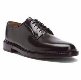 Florsheim Men's Kenmoor Plain Toe Heritage Calf Black Size 13 D