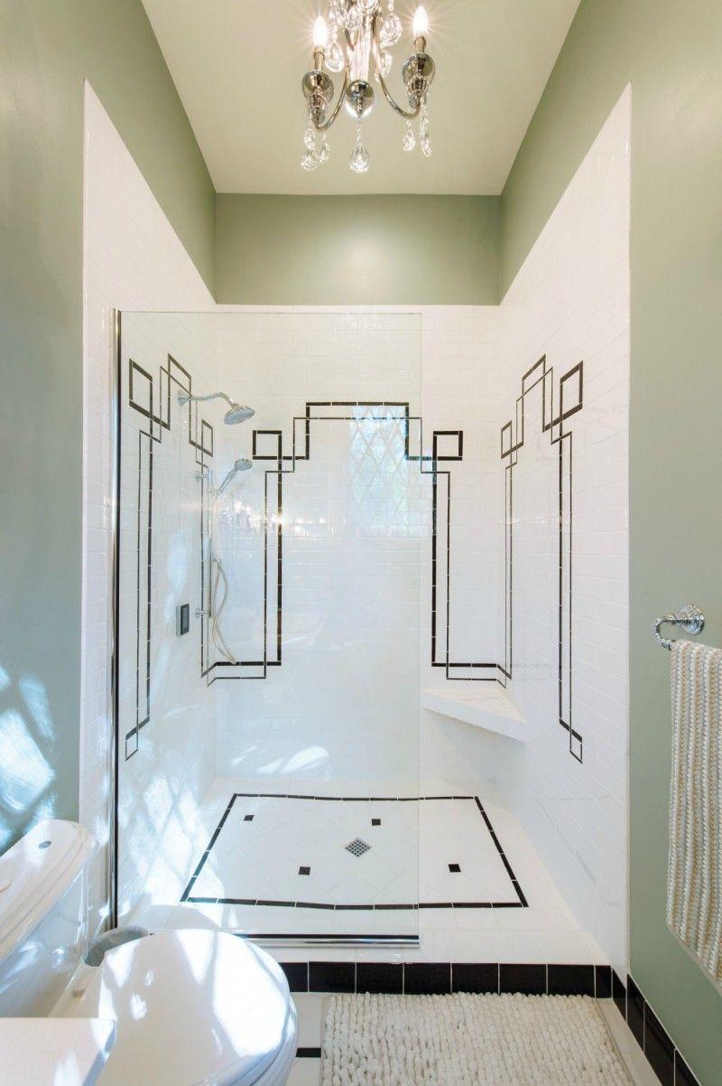 Romantic master bathroom ideas - Southern Romance Home Makeover Reveal Master Bathroom