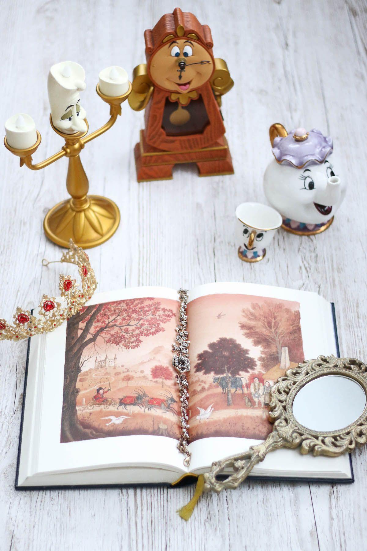 schöne bilder kaufen disney die schöne und das biest figuren kaufen dekoration