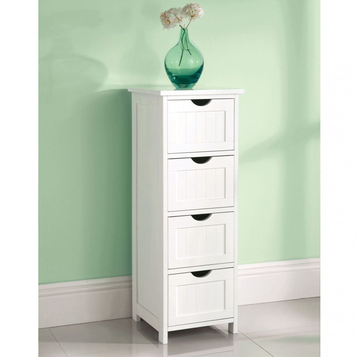 77+ White Wooden Bathroom Cabinets - Best Paint for Interior Check ...