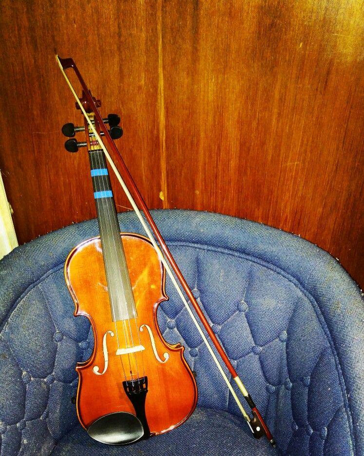 My own violin