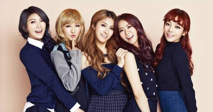 Will Kara Renew Their Contract With Dsp Media Dsp Media Kara Girl Group