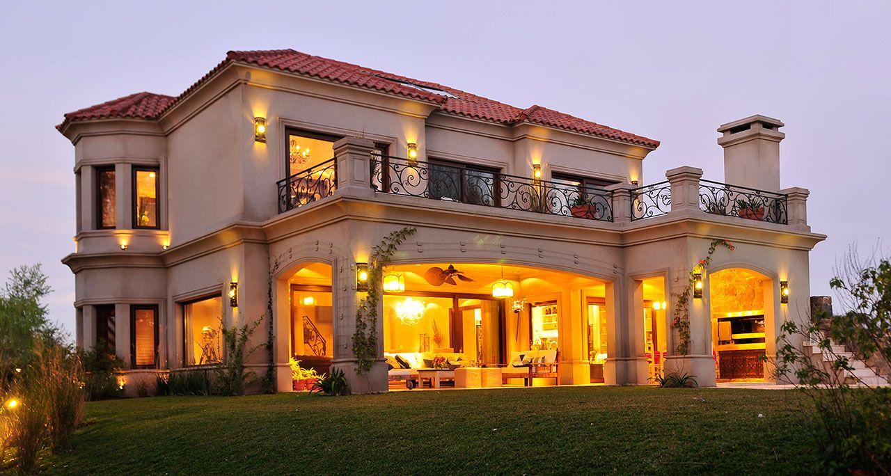 Fernandez borda arquitectura estilos casa estilo for Casas modernas y lujosas fotos