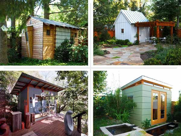 8 She-Shed Design Ideas With Staying Power | Backyard, Tiny houses ...
