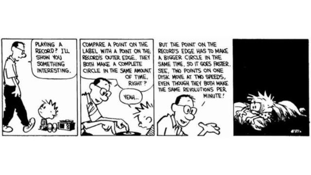 I'm a Tech Writer Thanks to This Calvin and Hobbes Comic Strip