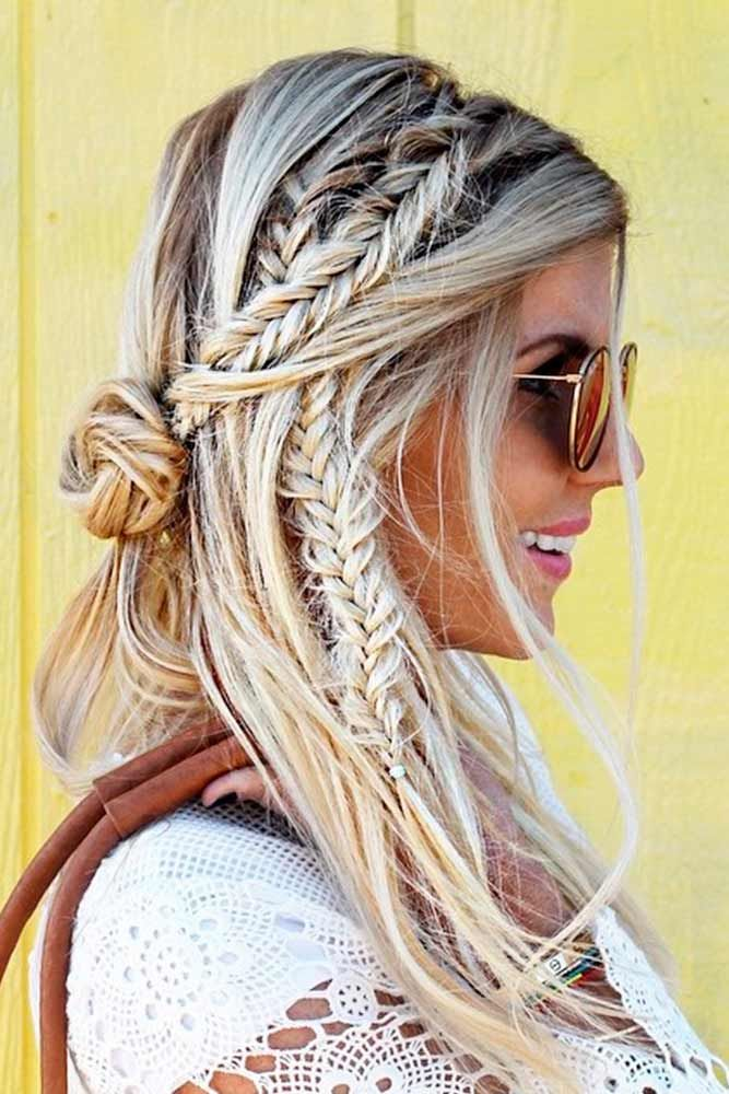 Bohemian Hairstyles 54 Best Bohemian Hairstyles That Turn Heads  Hair Styles