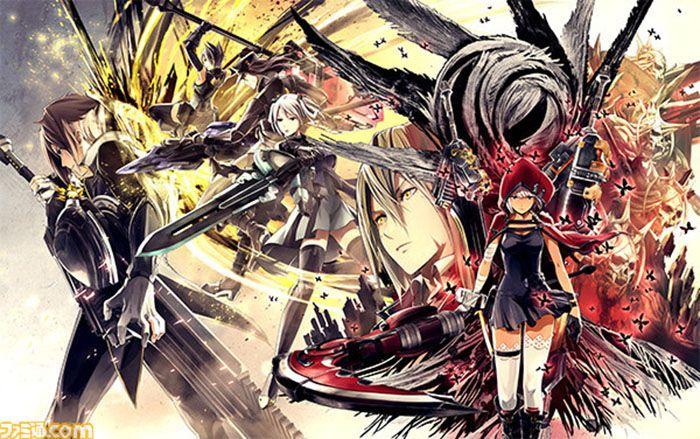 God Eater Burst Wallpaper God eater 2, Eater, Anime