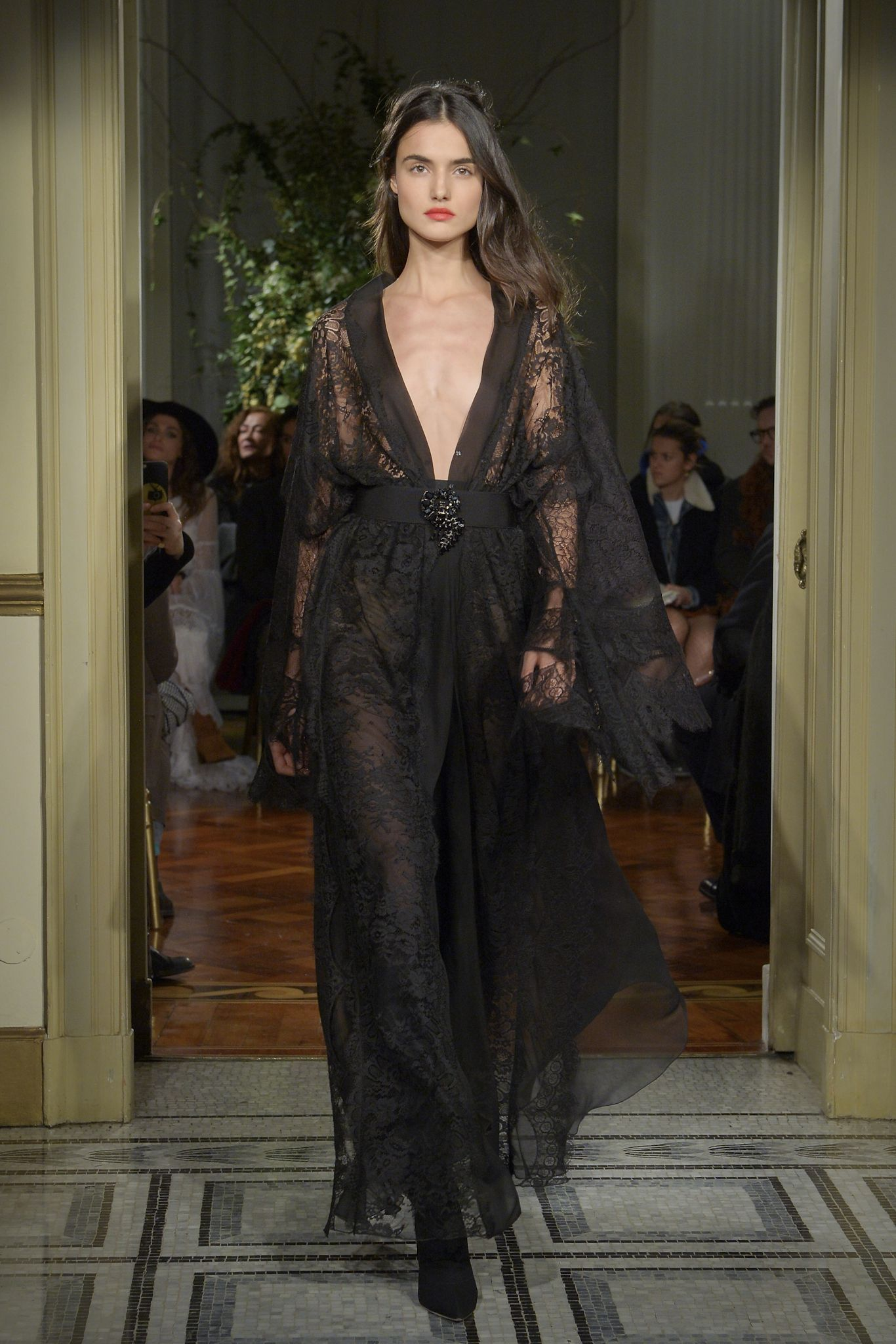 Blanca Padilla For Alberta Ferretti Limited Edition Pre Fall 2017 Who 39 S That Model